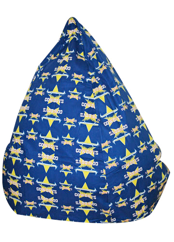 North Queensland Cowboys Bean Bag Cover