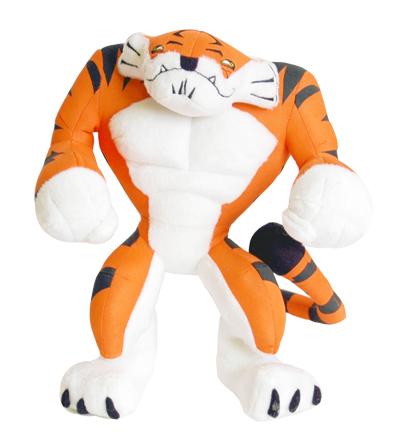 West Tigers Mascot
