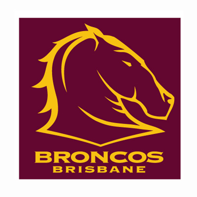 Brisbane Broncos Face Washer