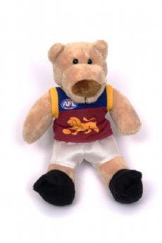 Brisbane Lions Beanie Bear