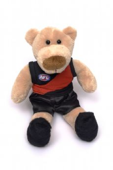 Essendon Bombers Beanie Bear