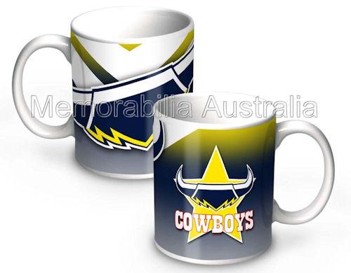 North Queensland Cowboys   NRL 11oz Ceramic Mug