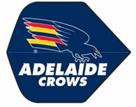 Adelaide Crows Dart Flights
