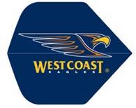West Coast Eagles Dart Flights
