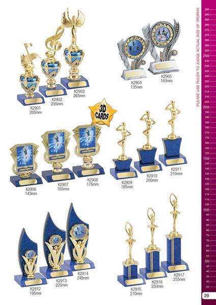 Dance Trophies 2