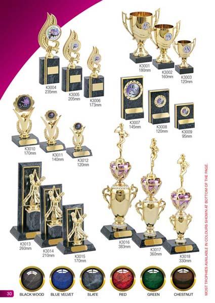 Dance Trophies 3