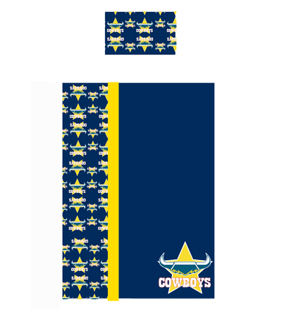 North Queensland Cowboys Doona Cover