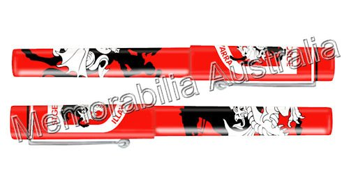 St George Illawarra Dragons NRL  Full Wrap Pen