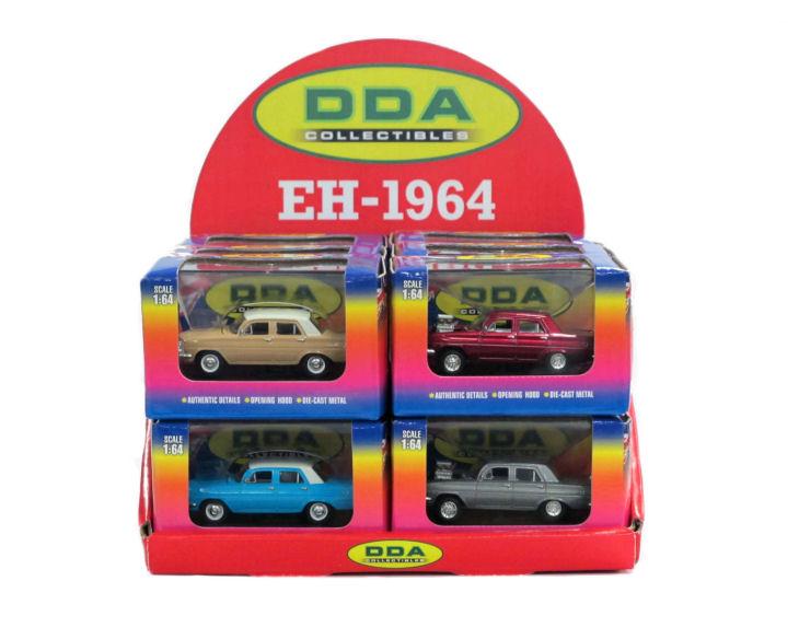 1:64  1964  EH Holden    12 pcs
