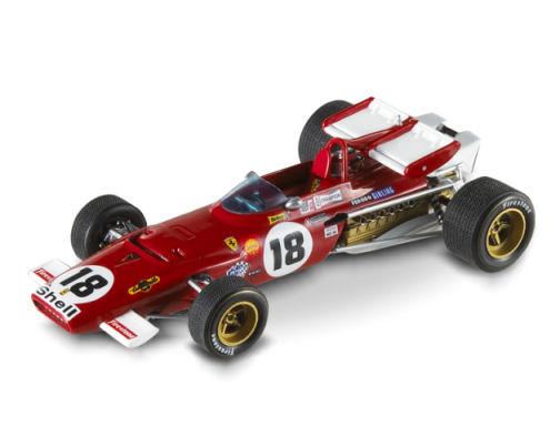 1:43 F1 Elite Ferrari 312 B-Ickx-Canada GP 1970