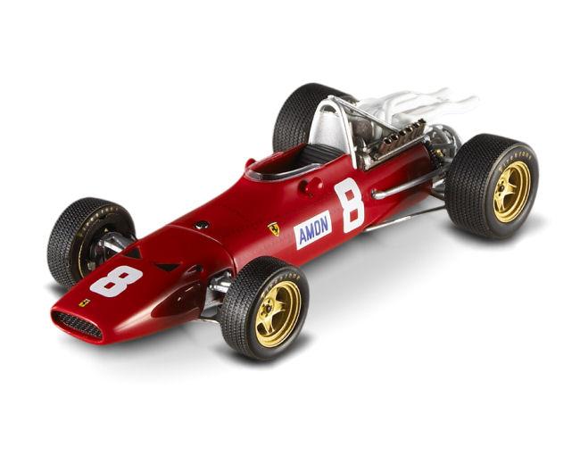 1:43 F1 Elite Ferrari 312 F1-67