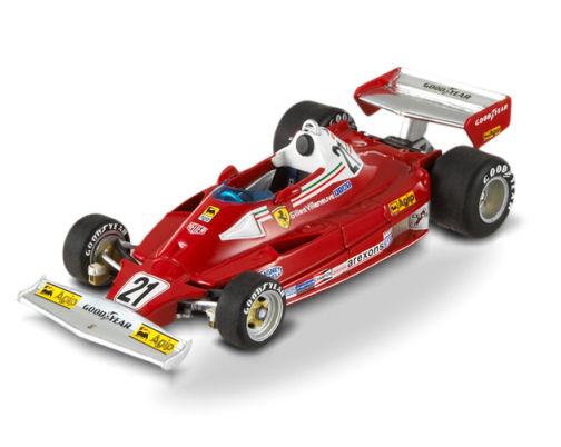 1:43 F1 Elite Ferrari 312T2-Villeneuve -Canada GP 1977