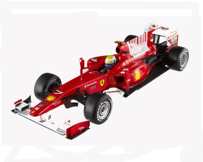 1:18  2010 F1  Ferrari Massa
