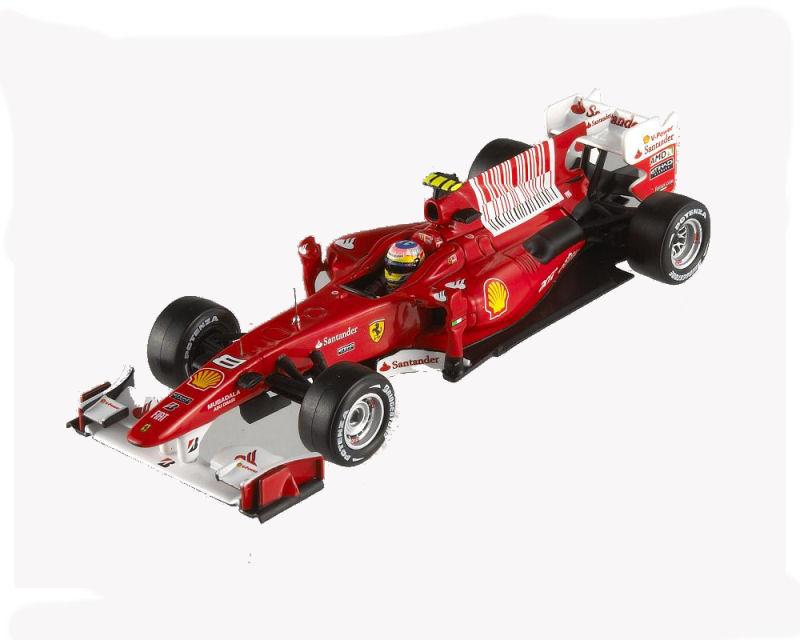 1:43  2010 F1  Ferrari Alonso