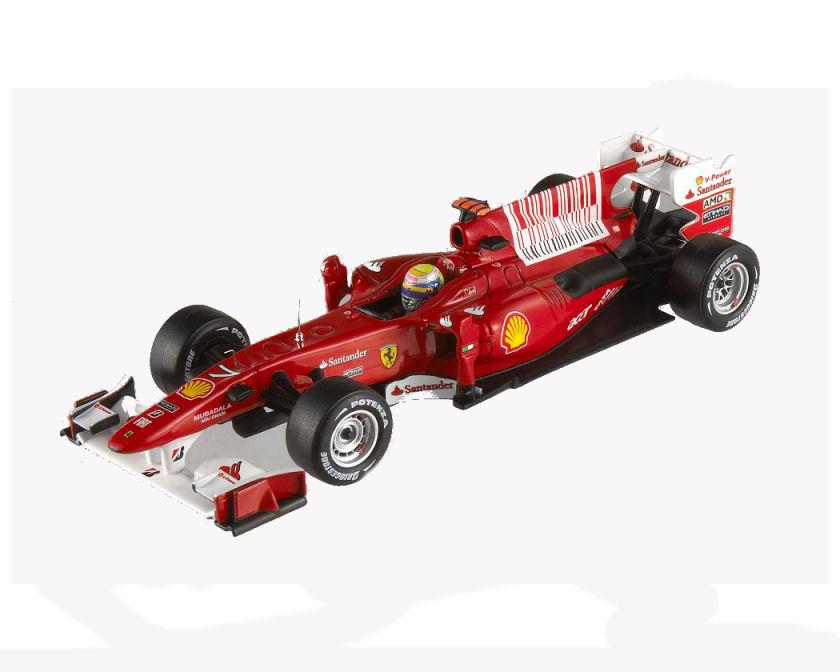 1:43  2010 F1  Ferrari Massa