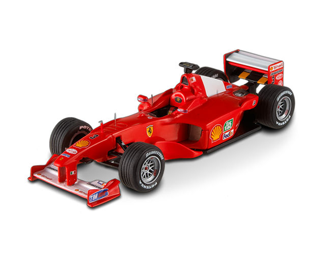 1:43 F1 Elite Ferrari F1 2000-Schumacher-Japan G