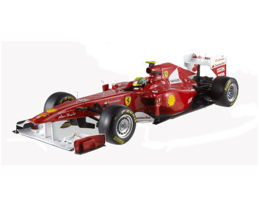 1:18 F1 Foundation Ferrari Massa  2011 150 o Italia