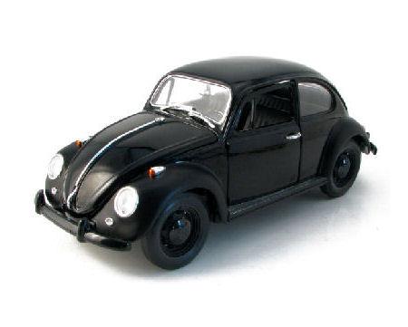 1:18 Black Bandit Coll VW Beetle
