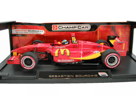 1:18 Indy Car 2007 Sebastian Bourdais
