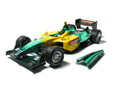 1:18 Indy Car Will Power Long Beach
