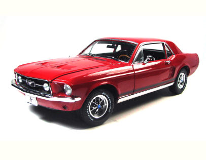 1:18  1967   Ford Mustang