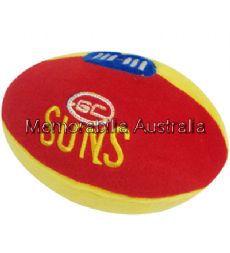Gold Coast Suns Plush Football