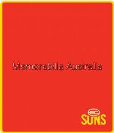 Gold Coast Suns Polar Fleece Blanket