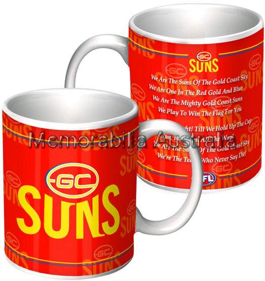 Gold Coast Suns 11oz Mug