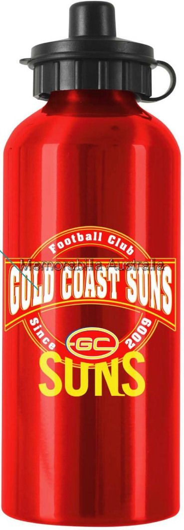Gold Coast Suns Drink Bottle