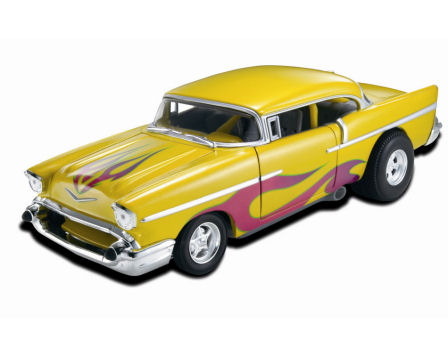 1:18  1957 Chevy ( hot wheels)