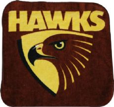 Hawthorn Hawks Face Washer