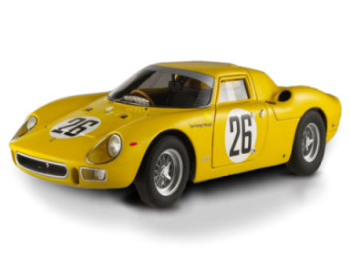 1:18 Elite Ferrari  250 LM 24 hrs  Le Mans 1965 #26