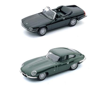 1:43  Jaguar Classic  2Pc Set