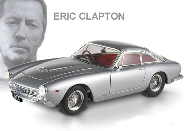 1:18 Elite Celebrities 250 GT Berlinetta