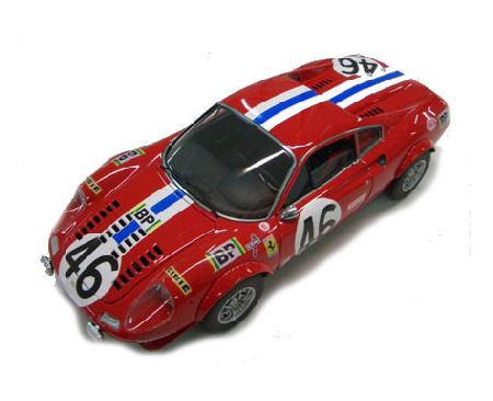 1:18 Elite Ferrari  1972 Dino LM Nart #46