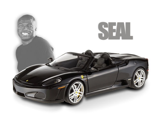 1:18 Elite Celebrities 430 Spider