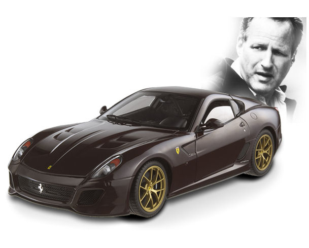 1:18 Elite Celebrities Ferrari 599 GTO