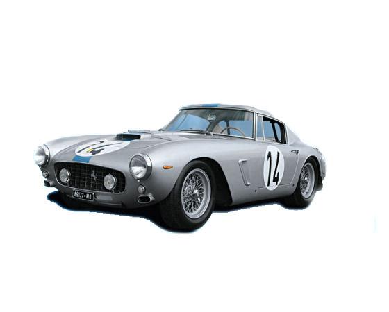 1:18 Elite Ferrari  250 SWB  1961 Le Mans
