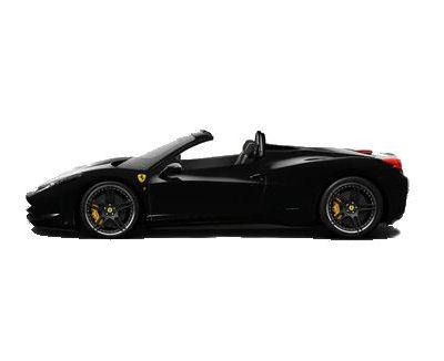 1:18 Elite Ferrari  458 Italia Spider