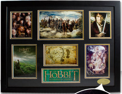 The Hobbit Montage