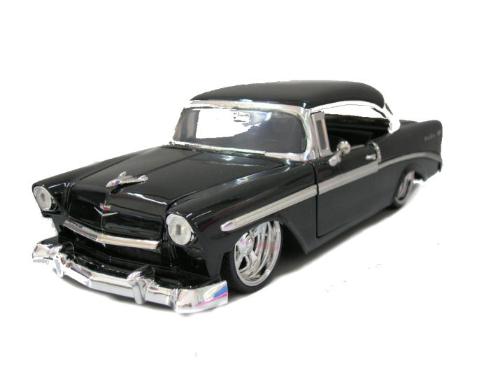 1:24  1956  BTK Chevy Belair Hardtop
