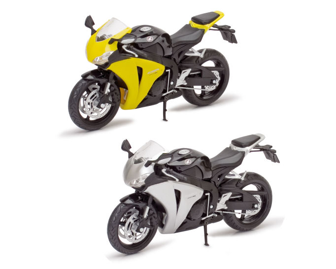 1:12  Honda CBR 1000 RR Road Bike  2asst