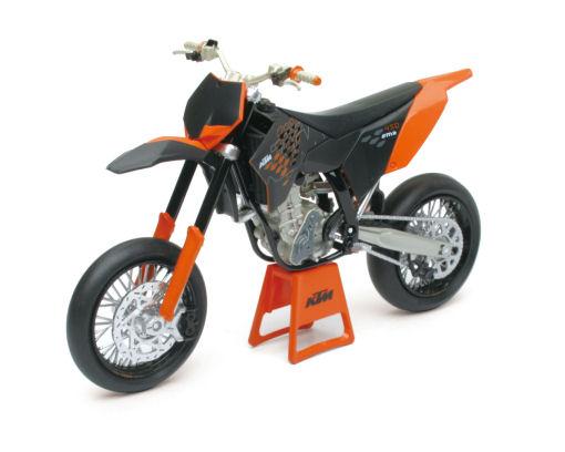 1:12  KTM 450 SM-R09  Dirt Bike