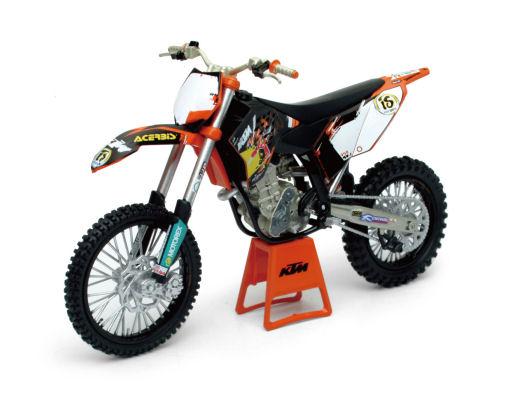 1:12  KTM 450 SX-F09  Dirt Bike