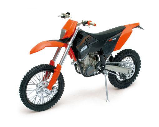 1:12  KTM 450 EXC09  Dirt Bike
