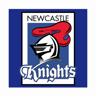 Newcastle Knights Face Washer