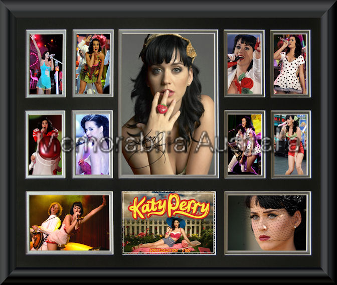 Katy Perry LE Photo Montage