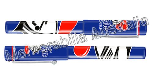 Newcastle Knights NRL  Full Wrap Pen