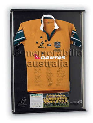 'Wallabies Authentic Test Jersey'
