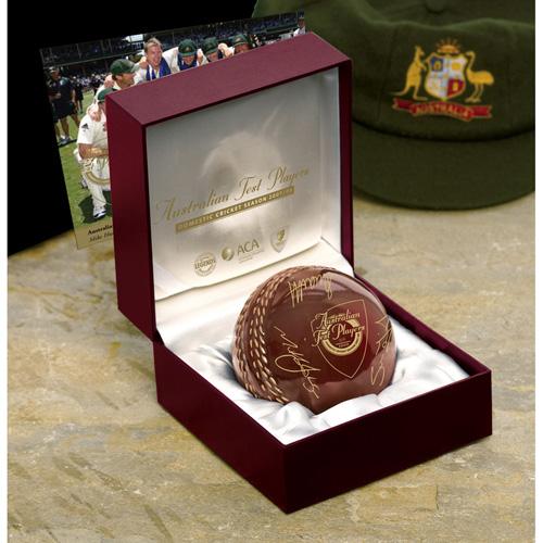 2007/08 Test Team Cricket Ball